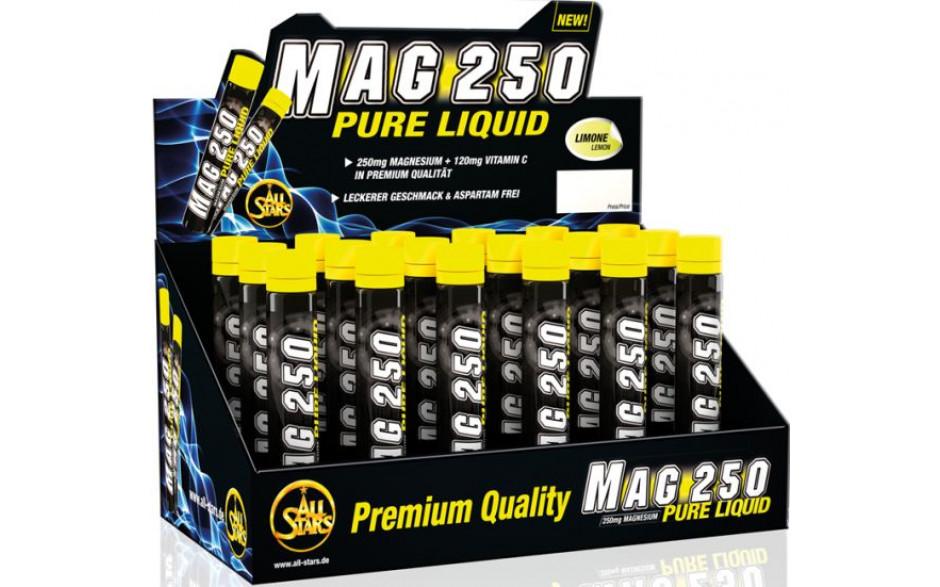 All Stars Mag 250 Pure Liquid - 18 Tinkampullen