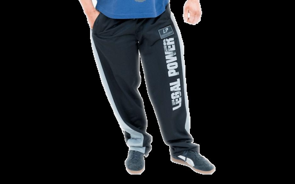 Legal Power Mesh Pants - Black/Grey