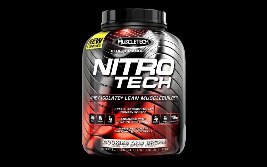 MuscleTech Nitro Tech - 1800g