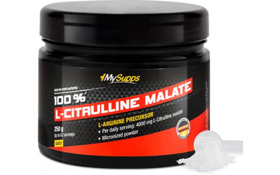 My Supps L-Citrulline Malate - 250g