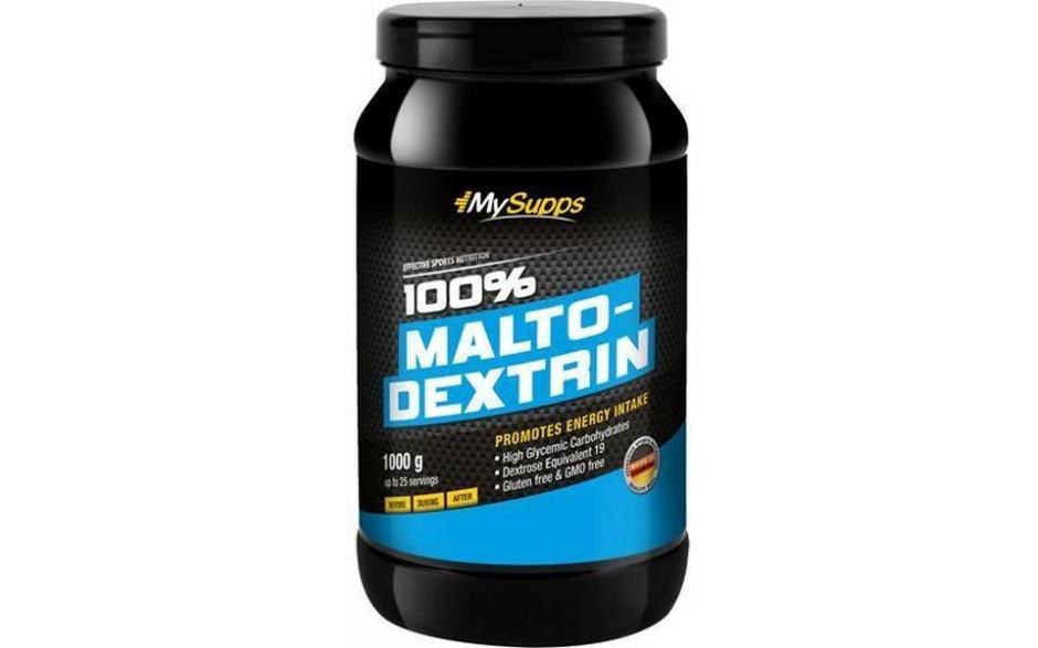 My Supps 100% Maltodextrin - 1000 g