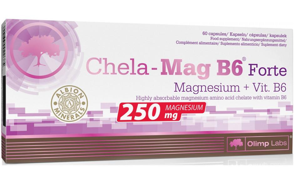 Olimp Chela-Mag B6 Forte - 60 Kapseln