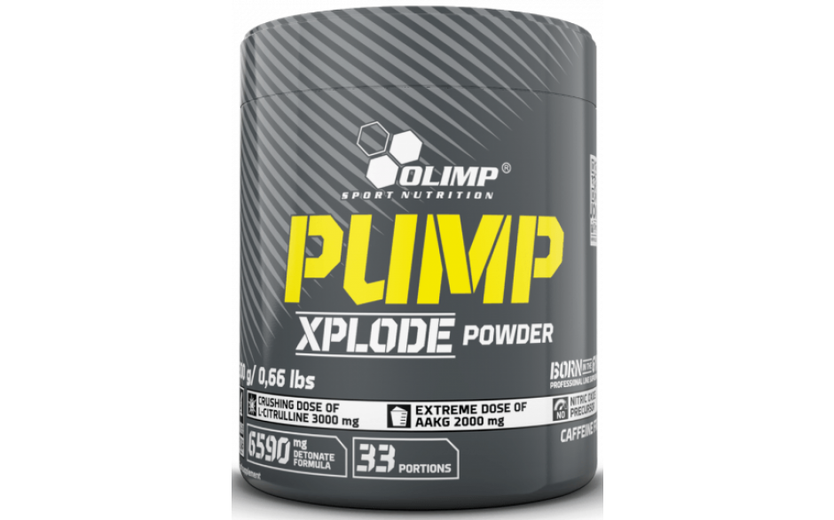 Olimp Pump Xplode Powder - 300 g