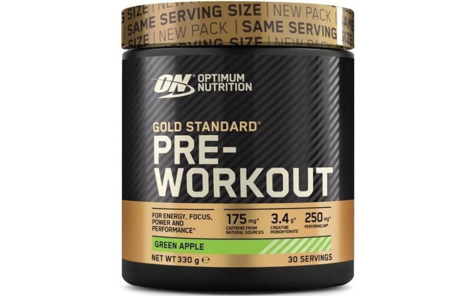 Optimum Nutrition Gold Standard Pre-Workout - 330g Dose