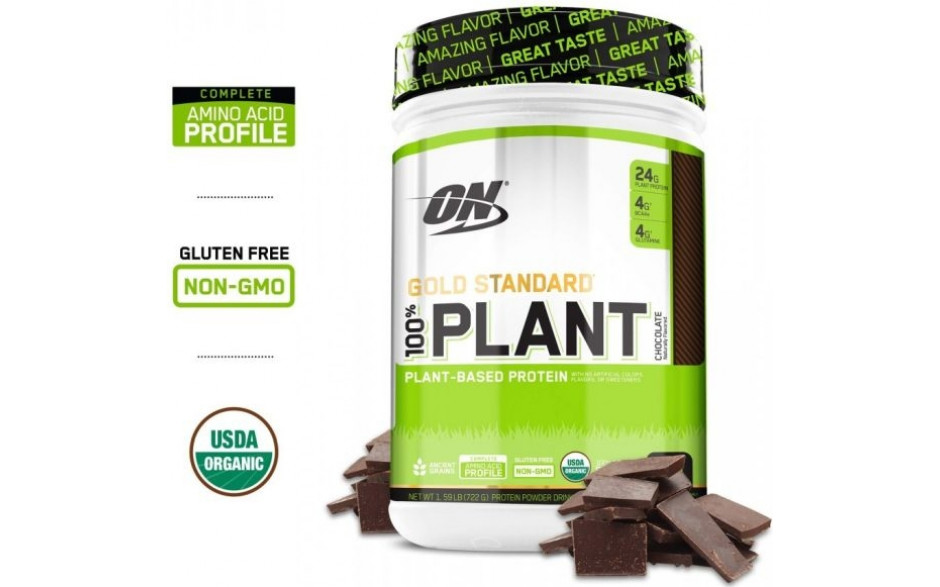 Optimum Nutrition 100% Gold Standard Plant - 684 g