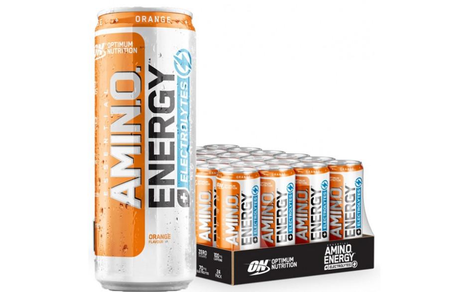 Optimum Nutrition Amino Energy + Electrolyts RTD