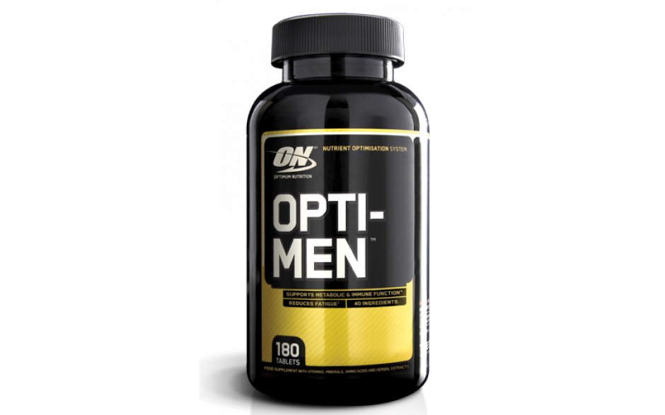 Optimum Nutrition Opti-Men - 180 Tabletten