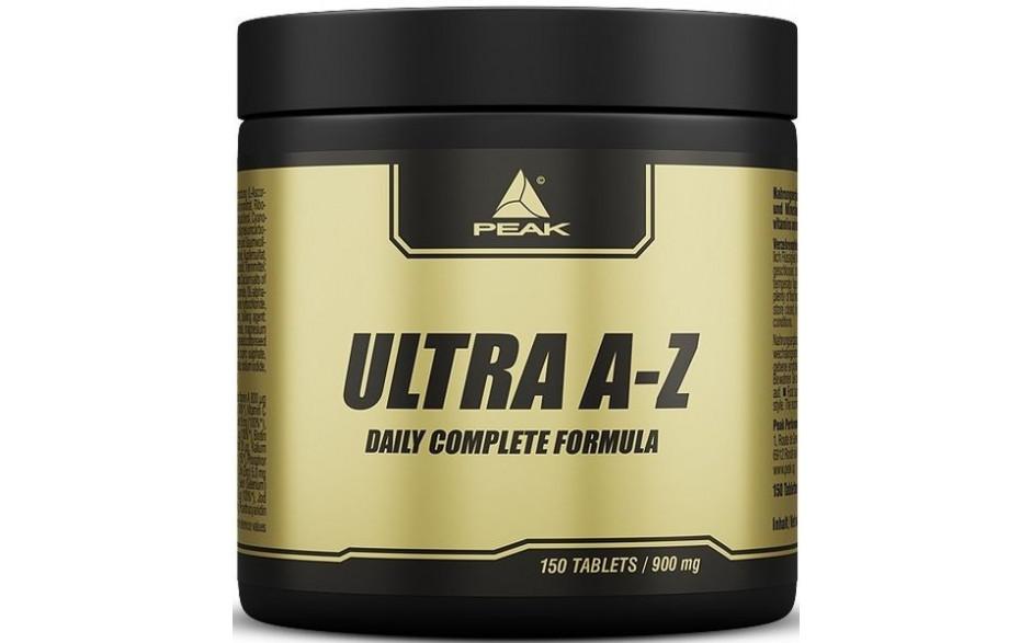 Peak ULTRA A-Z - 150 Tabletten á 900mg