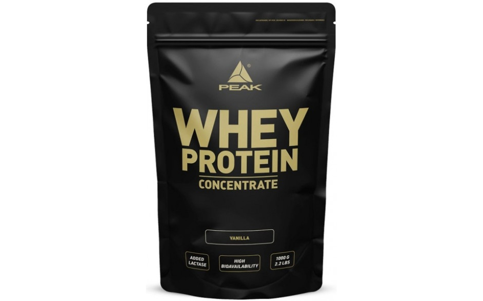 Peak Whey Protein Concentrate - 1000g