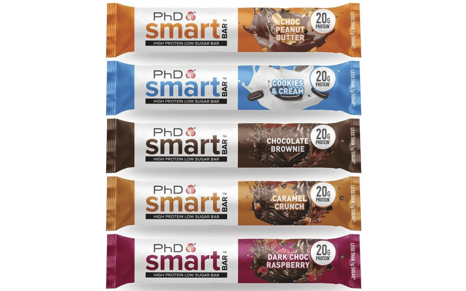 PhD Smart Bar - 1 Riegel