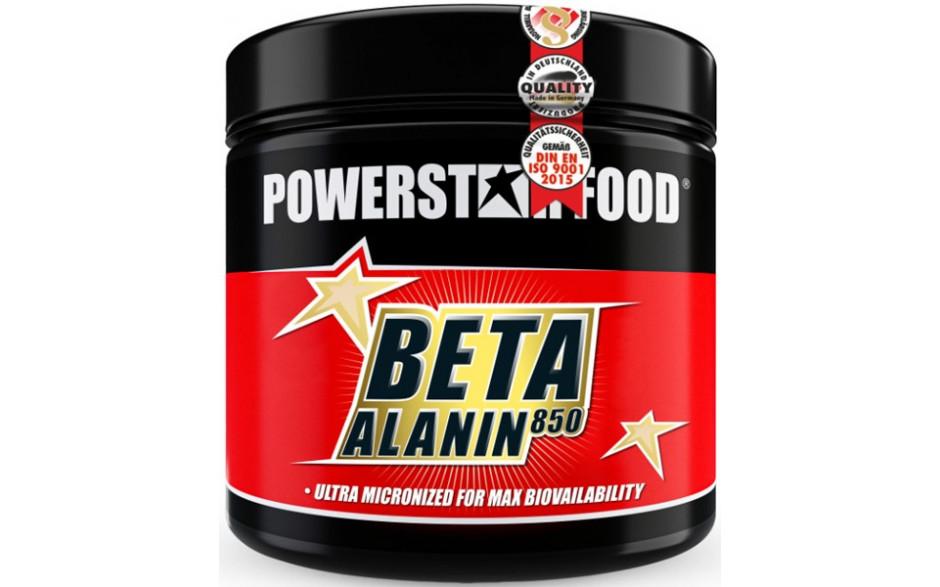 Powerstar Beta-Alanin - 300 Kapseln