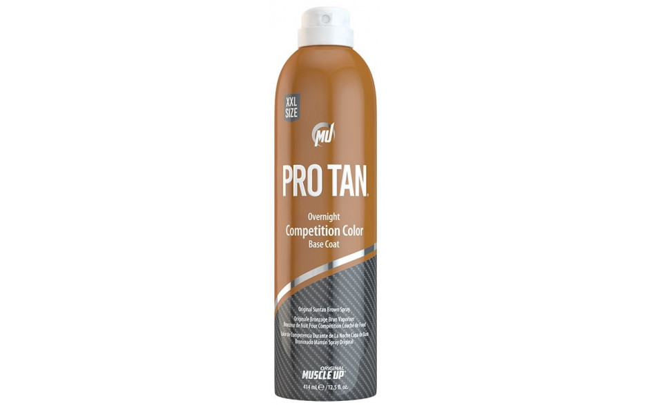 Pro Tan Overnight Competition Color SPRAY - 414ml