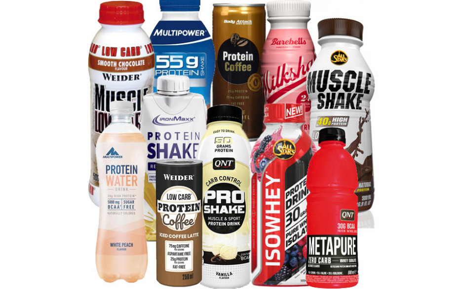 Protein Drink - Start Up Package