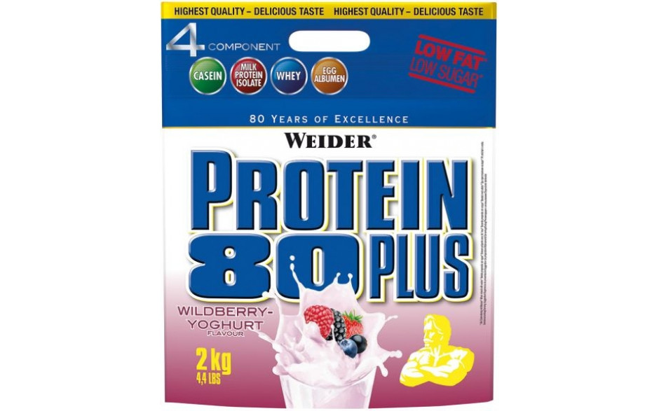 Protein80Plus_Wildberry_2000g