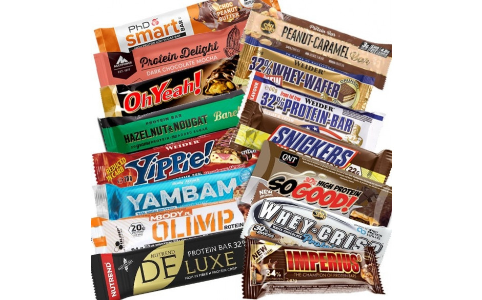 Protein Bar - Start Up Package