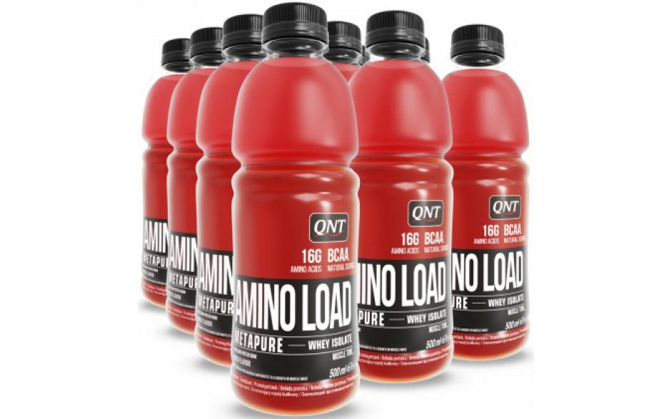 QNT Amino Load - 24 x 500ml