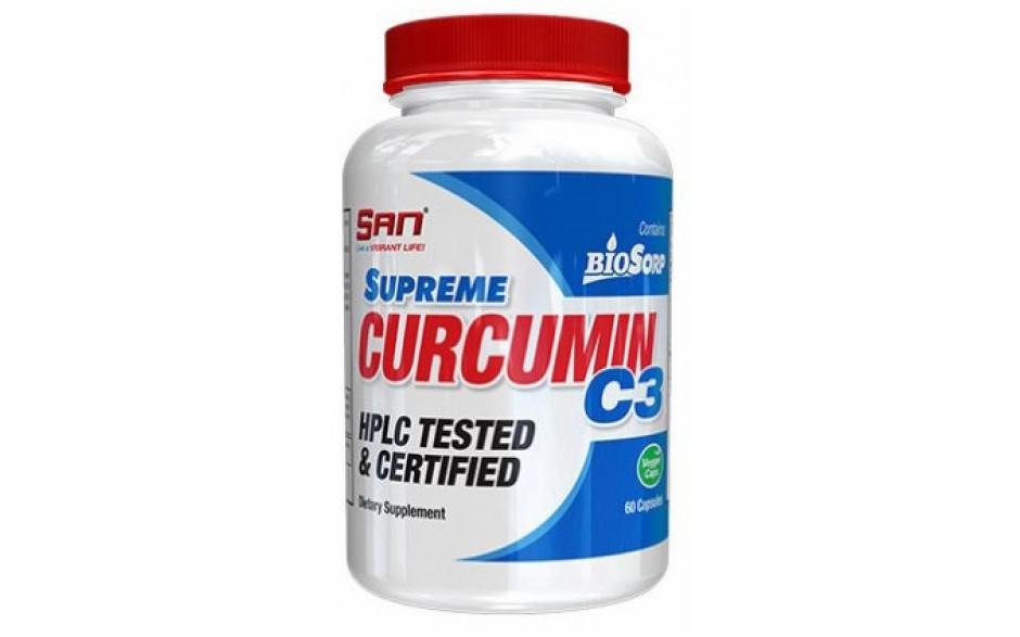 SAN SUPREME CURCUMIN C3 - 60 Kapseln