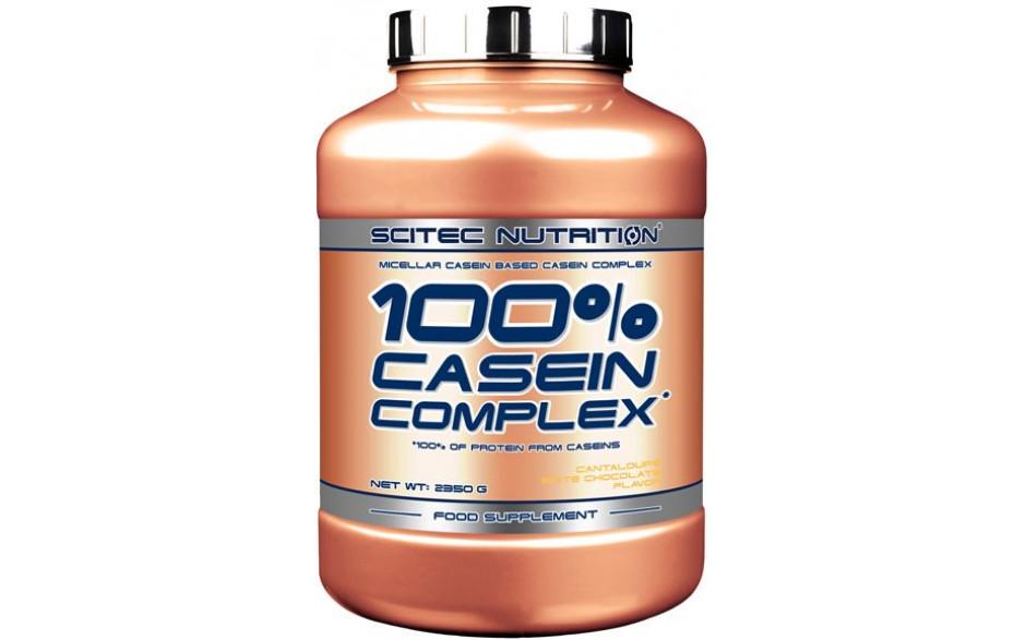 Scitec Nutrition 100% Casein Complex - 2350g Dose