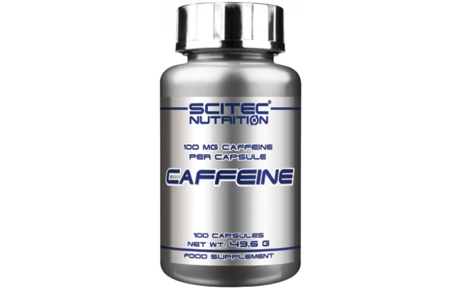 Scitec Nutrition Caffeine - 100 Koffein Kapseln