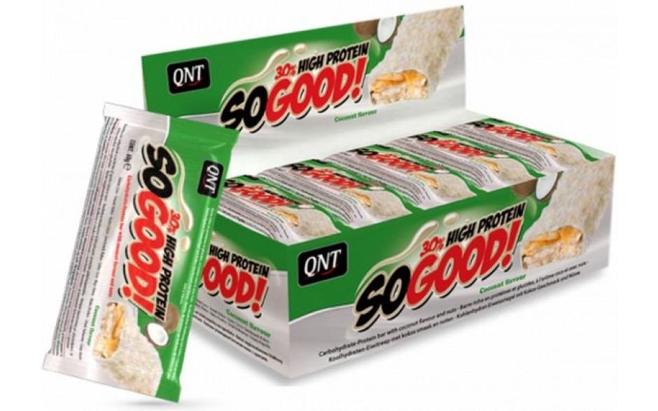 QNT So Good High Protein Bar - 15 Riegel
