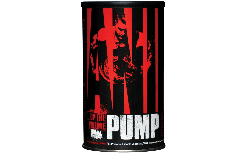 Universal Nutrition Animal Pump - 30 Packs