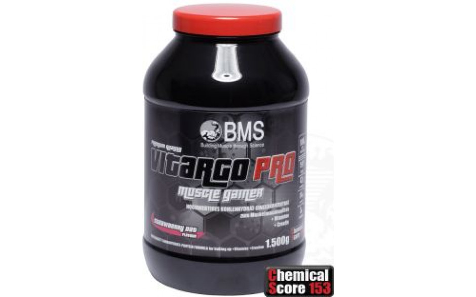 BMS Vitargo Pro Muscle Gainer - 1500g