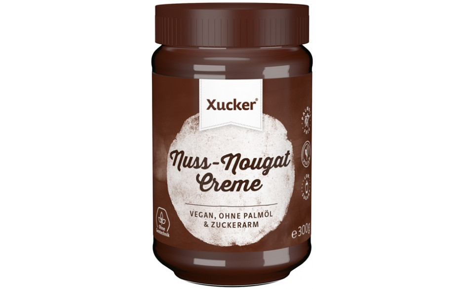 Xucker Nuss-Nougat Creme - 300g