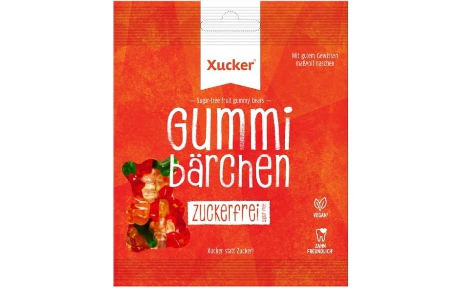 Xucker Vegane Gummibärchen ohne Zucker
