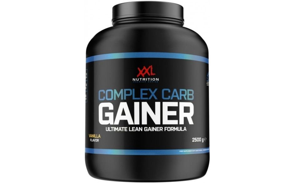 XXL Nutrition Complex Carb Gainer - 2500g Dose