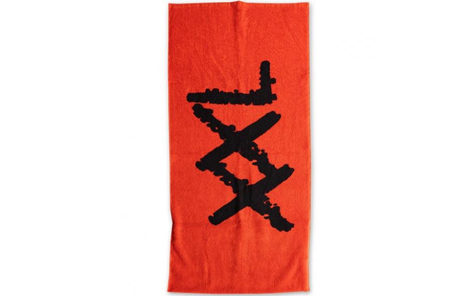 XXL Nutrition Gym Handtuch - Rot