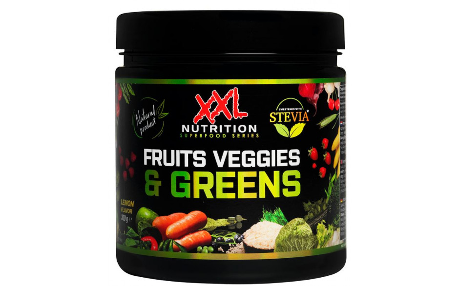 XXL Nutrition Fruits Veggies & Greens