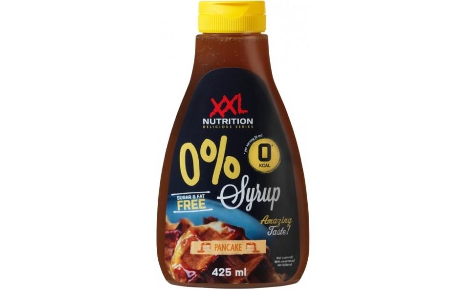 XXL Nutrition 0% Sirup - Pfannkuchensirup