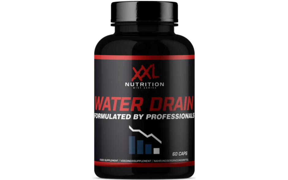 XXL Nutrition Water Drain - 60 Kapseln