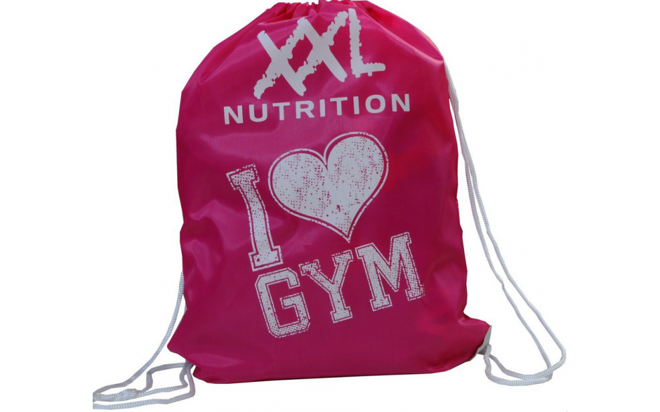 XXL Nutrition I Love Gym Gymbag - pink