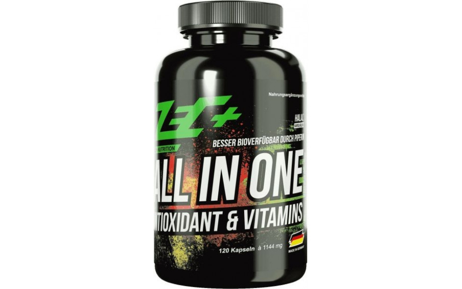 ZEC+ All in One Antioxidant & Vitamins - 120 Kapseln