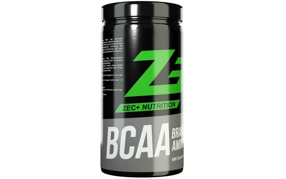 ZEC+ BCAA Caps - 500 Kapseln