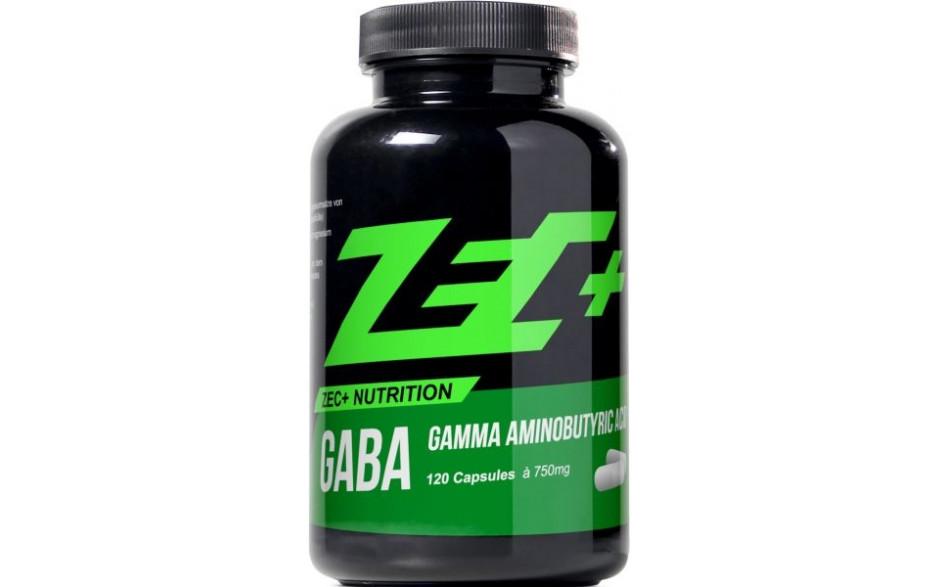 ZEC+ GABA - 120 Kapseln