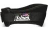 Schiek Sports Gewichthebergürtel - schwarz