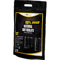 My Supps 100% Natural Soy-Isolate - 2000g