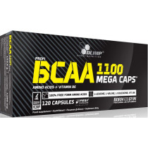 Olimp BCAA Mega Caps - 120 Kapseln