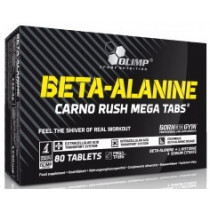 Olimp Beta-Alanine Carno Rush - 80 Tabletten