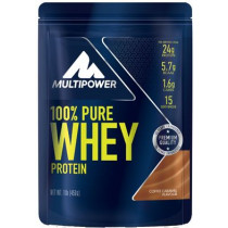 Multipower 100% Pure Whey Protein - 450g Beutel