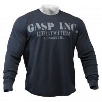 GASP - Thermal Gym Sweater - Asphalt