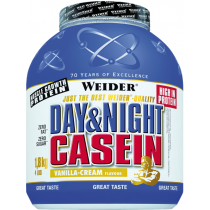 Weider Day & Night Casein - 1,8kg