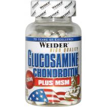 Weider Glucosamin + Chondroitin + MSM 120 Kaps.