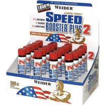 Weider Speed Booster Plus II - 20 Ampullen á 25ml
