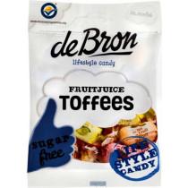 De Bron Fruit & Juice Toffe - 90g Beutel