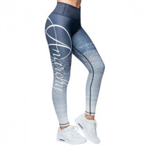 Anarchy Apparel - Compression Leggings Stripes MF