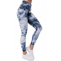 Anarchy Apparel Leggings Miasma - Black/White