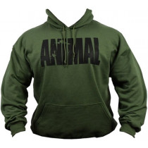 Universal Nutrition Animal Iconic Hoodie - Military